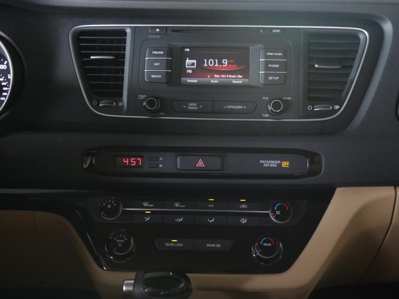 Kia Sedona Wagon LX 2015 price $19,995