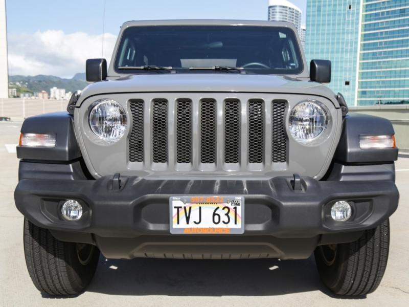Jeep Wrangler Sport S 4WD 2019 price $34,995