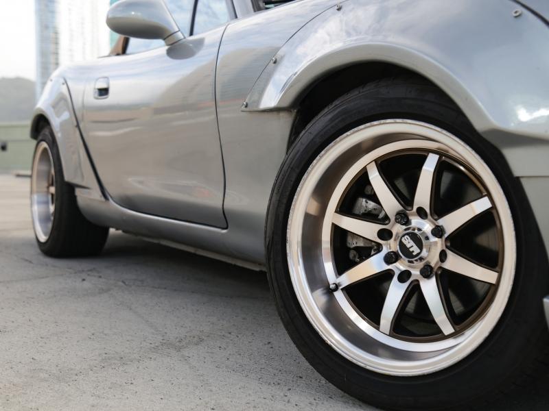 Mazda MAZDASPEED Miata MX-5 2004 price $9,995