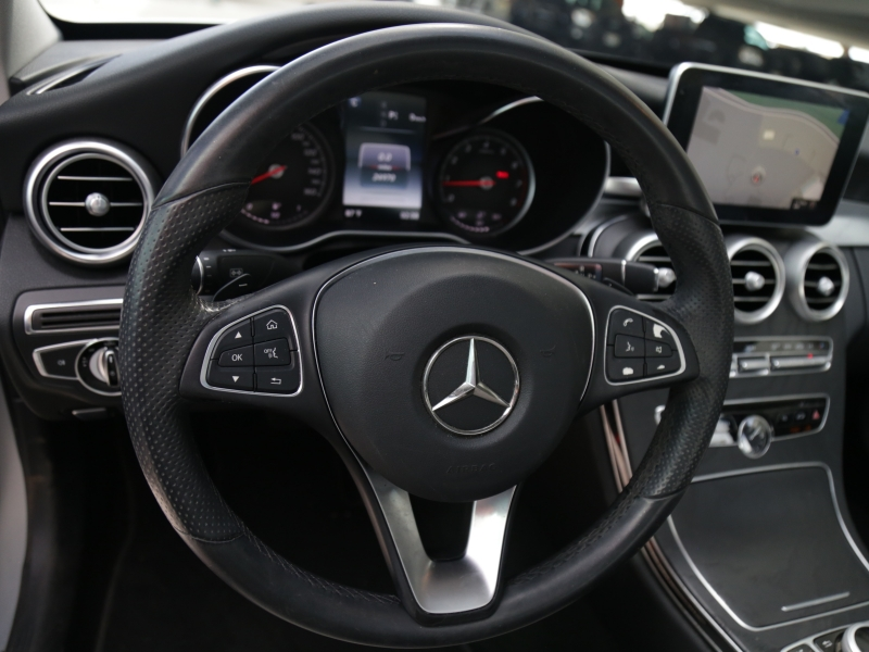 Mercedes-Benz C300 sport 2016 price $27,995