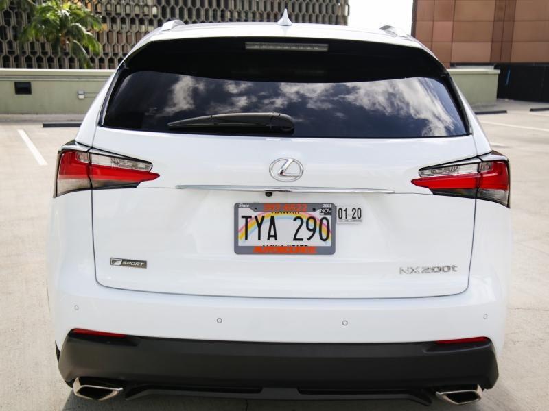Lexus NX 200t F Sport 2016 price $32,995
