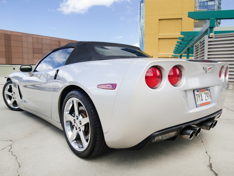 Chevrolet Corvette convertible 2007 price $19,995