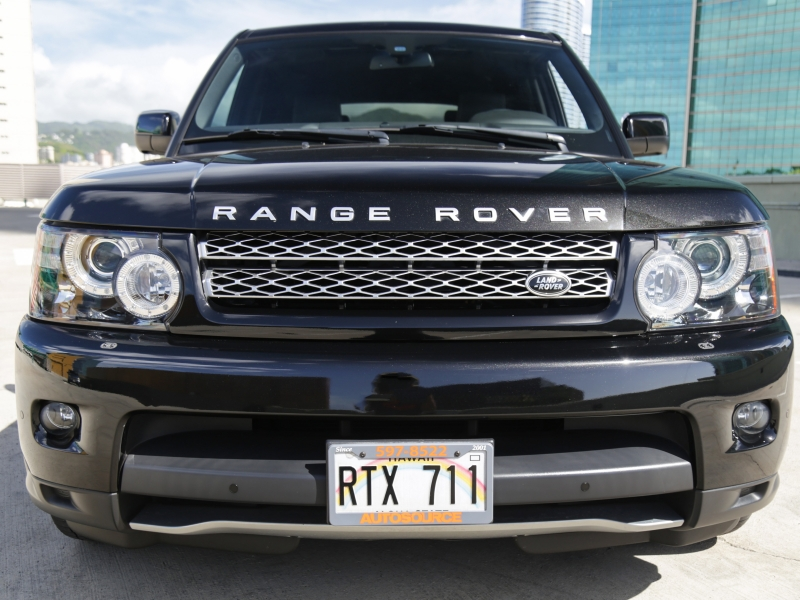 Land Rover Range Sport Superchg 2012 price $29,995