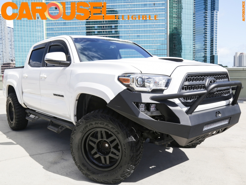 Toyota Lifted Tacoma TRD Sport 2016 price $32,995