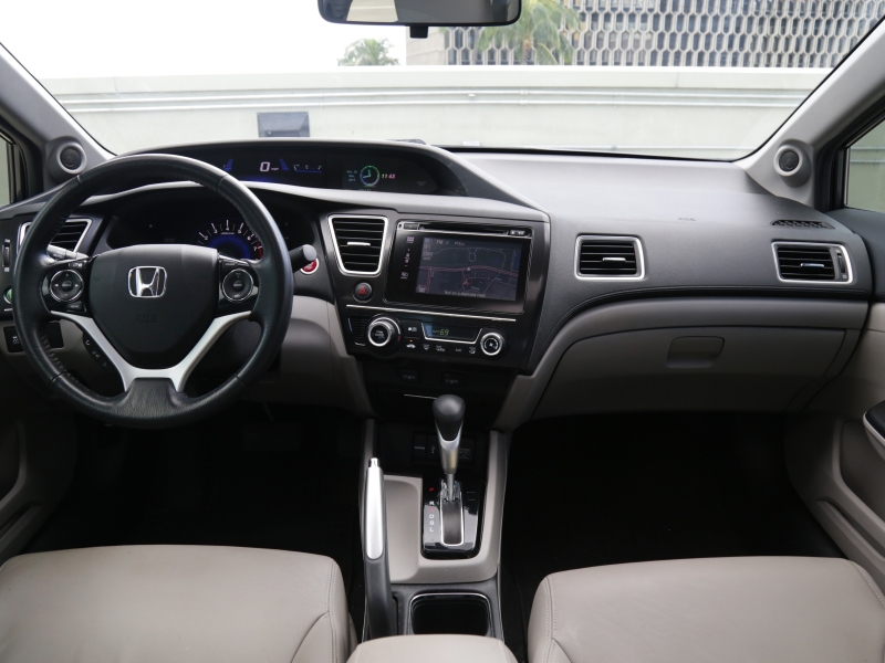 Honda Civic EX-L 2015 price $19,995