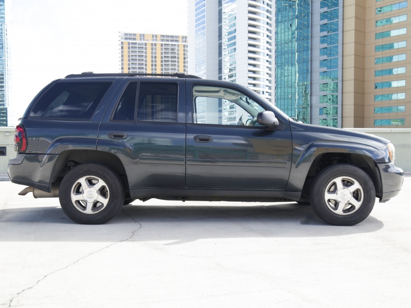 Chevrolet Trailblazer LS 2006 price $5,995