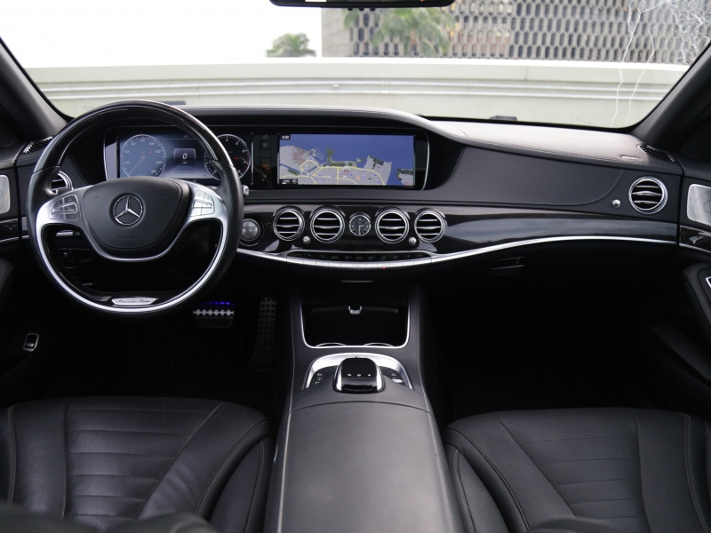 Mercedes-Benz S550 Biturbo V8 2016 price $59,995