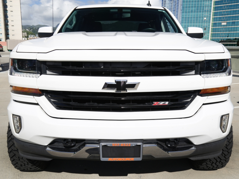 Chevrolet Silverado LIFTED 4WD Z71 2016 price $44,995