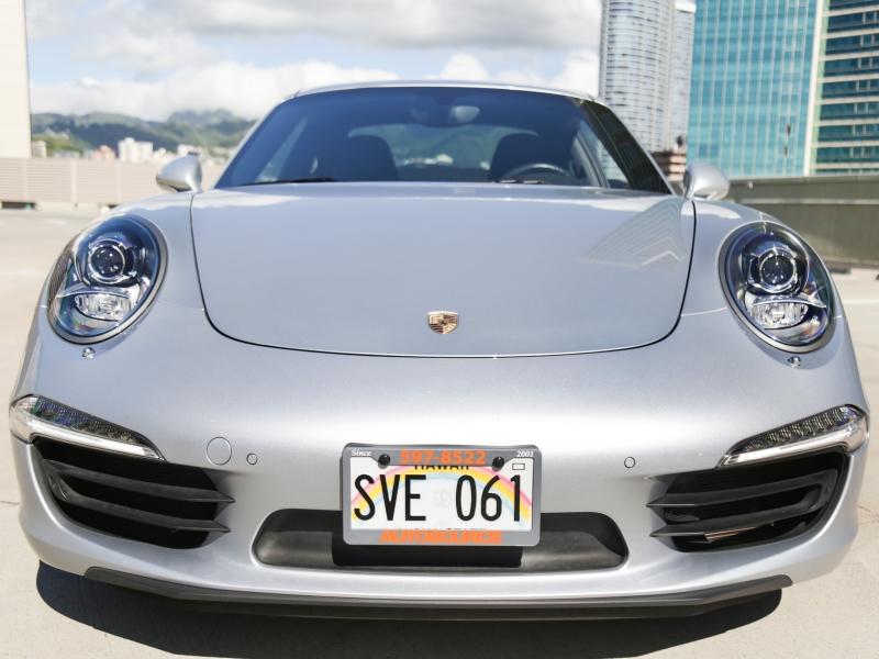 Porsche 911 Carrera 4S widebody 2016 price $89,995