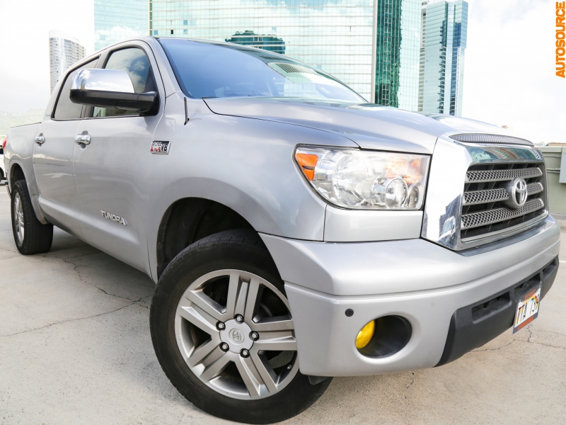Toyota Tundra CrewMax Limited 2008 price $19,995