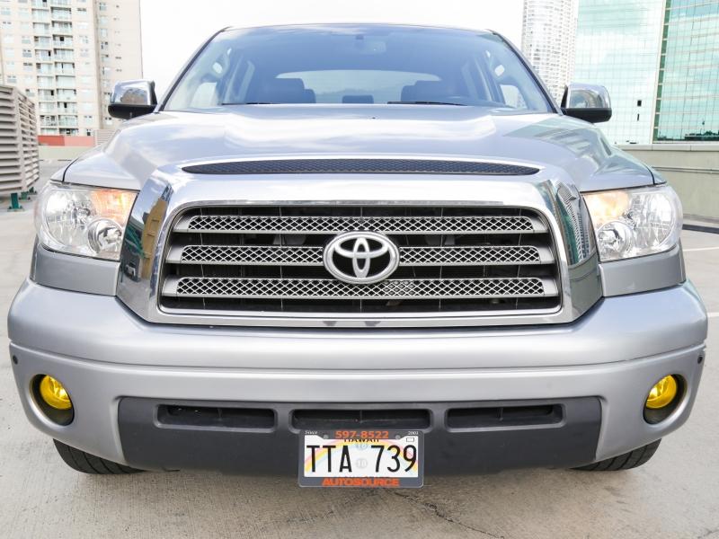 Toyota Tundra CrewMax Limited 2008 price $16,995