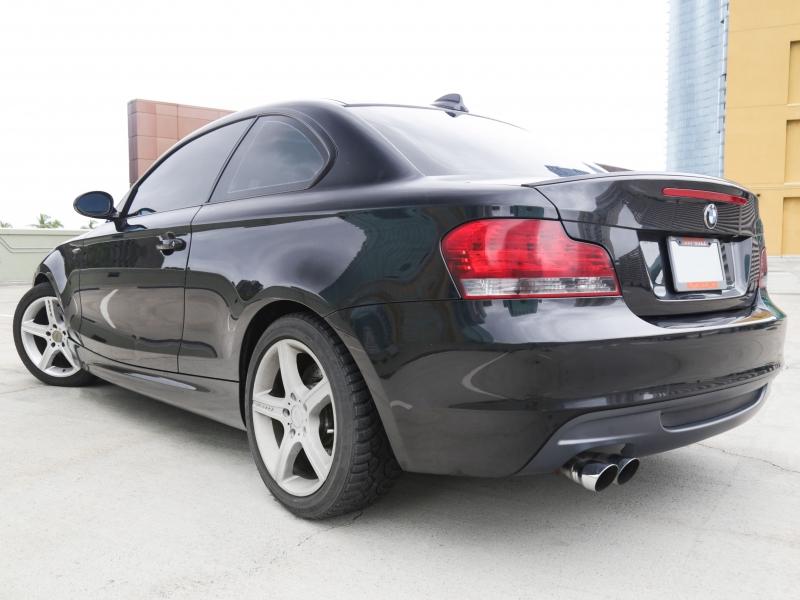 BMW 135i M Sport Manual 2008 price $9,995