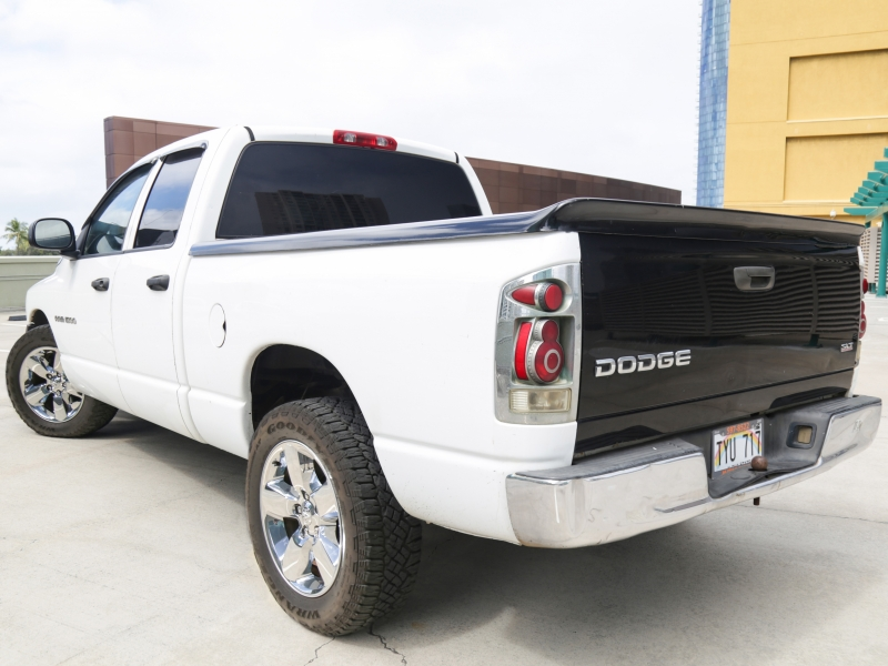 Dodge Ram 1500 Quad Cab ST Manual 2003 price $6,995