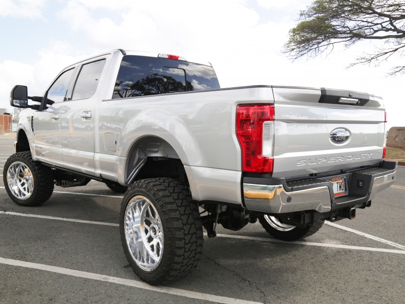 Ford Lifted 8in F250 4WD Diesel Lariat 2017 price $79,995