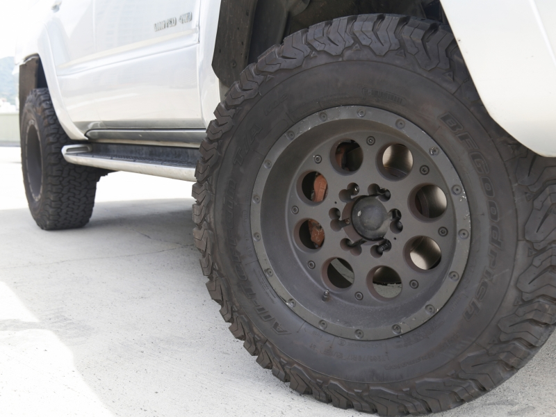 Toyota 4Runner 4WD lifted Limited 2004 price $11,995