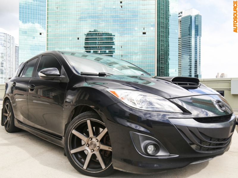 Mazda Mazdaspeed3 Sport Manual 2011 price $14,995