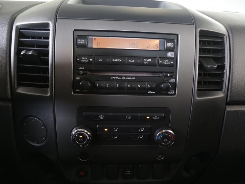 Nissan Titan Crew Cab XE Baja Style 2009 price $19,995