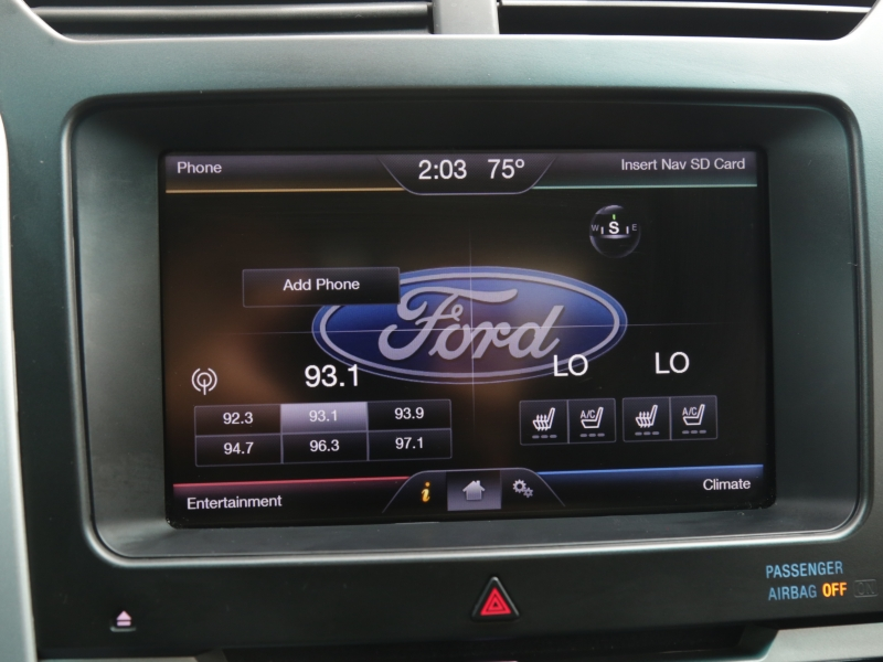 Ford Explorer 4WD Sport 3rd Row 2013 price $24,995