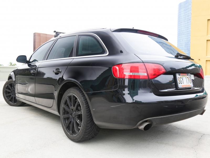 Audi A4 Wagon Quattro Premium Plus 2009 price $9,995