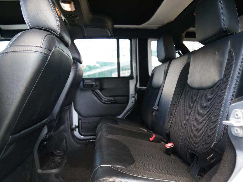 Jeep Wrangler Unlimited WINTER ED. 2017 price $32,995