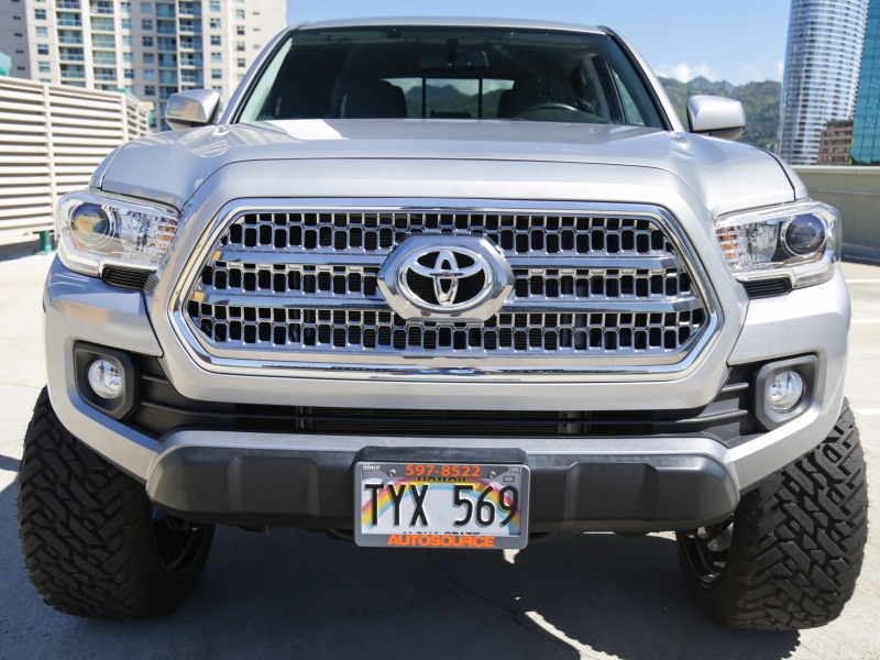 Toyota Tacoma 4WD LIFTED 6IN 2017 price $42,995
