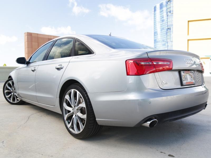 Audi A6 Quattro Premium Plus 2015 price $24,995