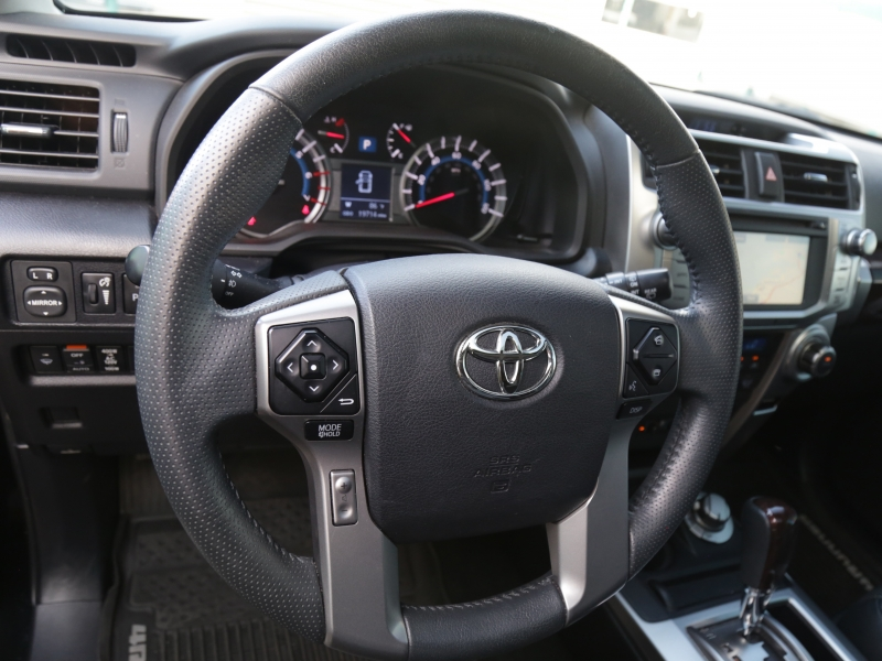 Toyota Lifted 6in 4Runner 4WD Ltd 2018 price