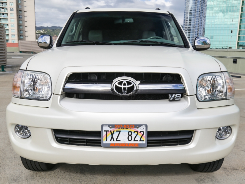 Toyota Sequoia Limited 2007 price $24,995