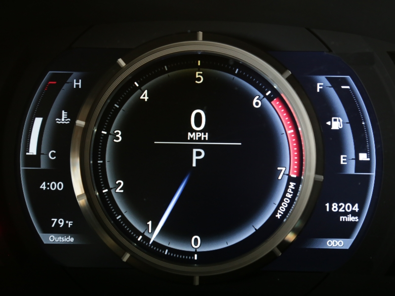 Lexus IS200T F-Sport 2017 price $34,995