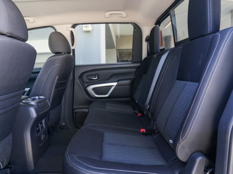 Nissan Titan 4WD SV Texas 2017 price $36,995