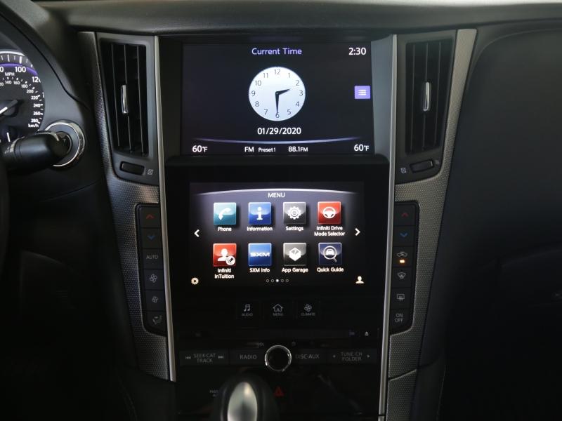 Infiniti Q50 Premium Turbo 2016 price $27,995