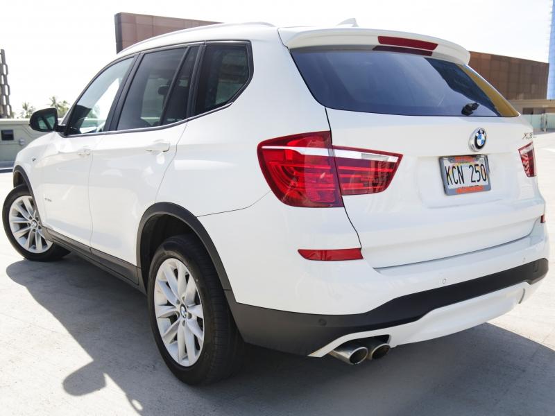 BMW X3 sDrive28i 2017 price $29,995
