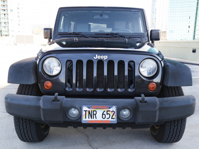 Jeep Wrangler 4WD Unlimited X 2008 price $19,995
