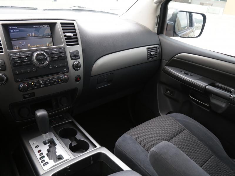 Nissan Armada SE 3rd Row 2010 price $14,995