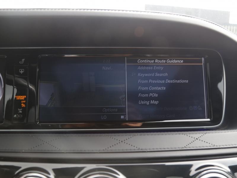 Mercedes-Benz S63 AMG 2015 price $59,995