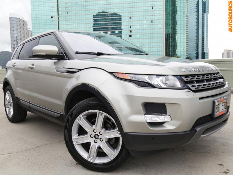Land Rover Range Rover Evo 2013 price $22,995