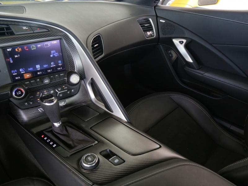 Chevrolet Corvette Stingray Z51 w/2LT 2016 price $44,995