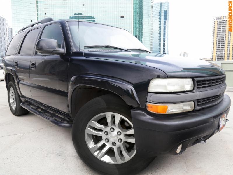 Chevrolet Tahoe 1500 4WD LT 2003 price $7,995