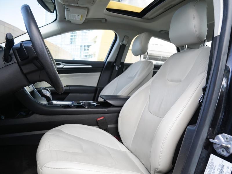 Ford Fusion Titanium 2014 price $14,995