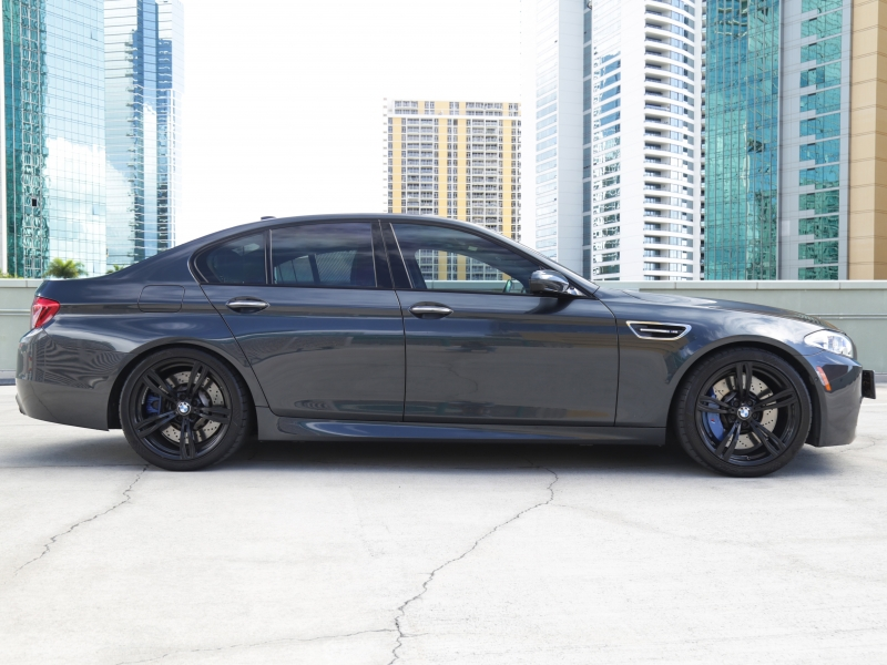 BMW M5 Competition Package 2014 price $44,995