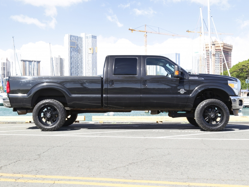 Ford Lifted 6in F250 Lariat Diesel 2015 price $49,995