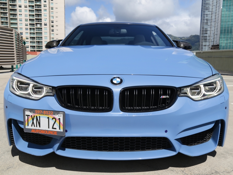 BMW M4 Coupe Manual 2015 price $49,995