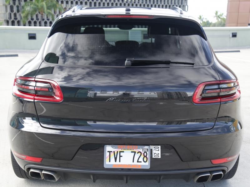 Porsche Macan Turbo AWD 2017 price $69,995
