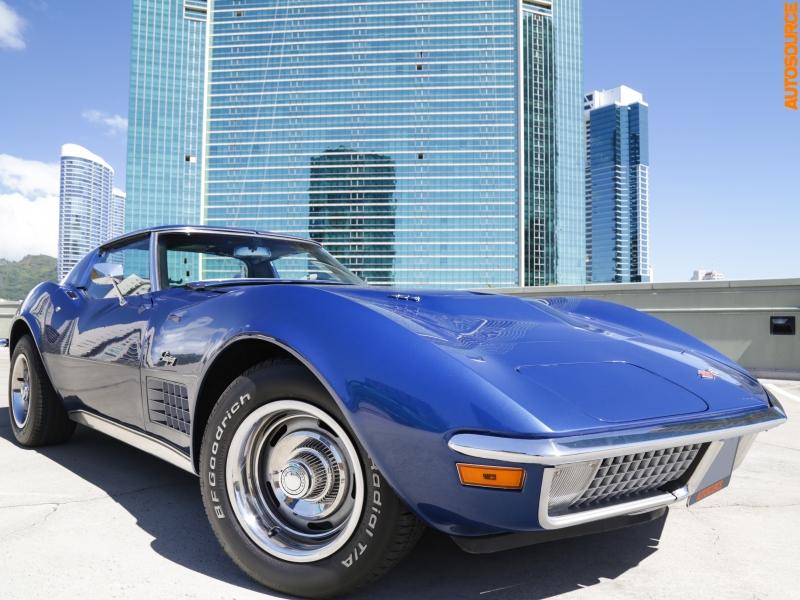 Chevrolet Corvette C3 LS5 454 1970 price $49,995