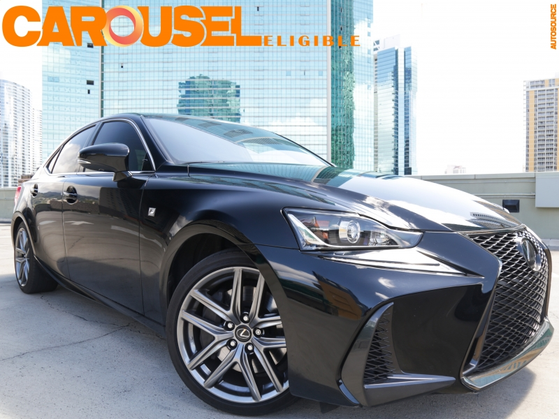 Lexus IS200t F-SPORT 2017 price $34,995