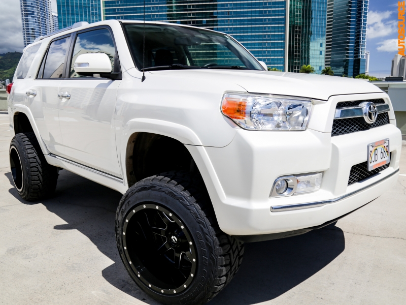 2012 Toyota 4Runner Lifted 6in