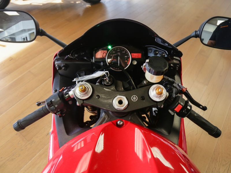 Yamaha YZF-R6 2013 price $7,995