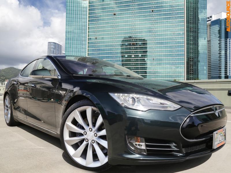 Tesla Model S85 2014 price $39,995
