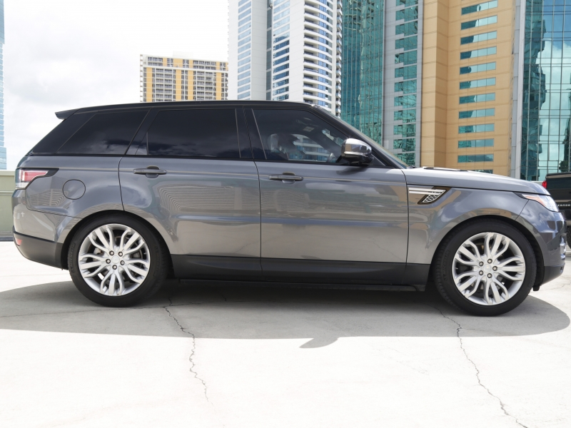 Land Rover Range Rover Sport HSE 2016 price $49,995