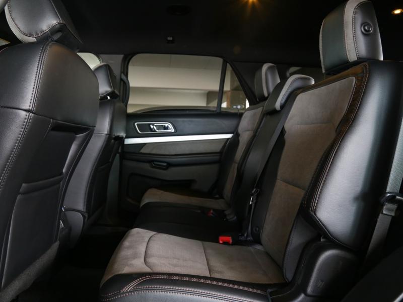 Ford Explorer XLT 3rd Row 2017 price $29,995